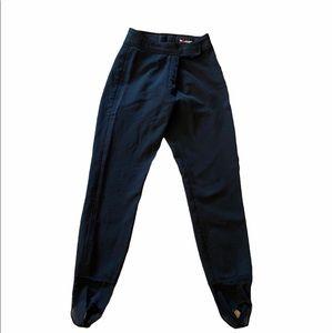 Vintage Schoeller Skifans Ski Stirrup Pants